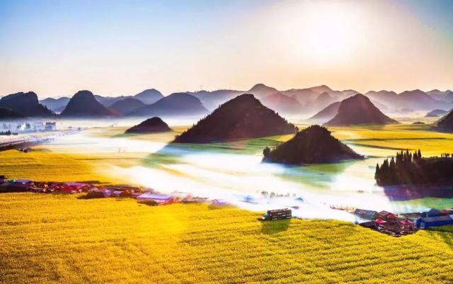 丟丟定製|羅平,東川,紅河,元陽,蒙自攝影美拍之旅