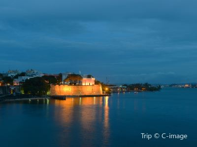 聖胡安堡壘-聖卡塔利納宮