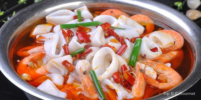 San Nian Er Ban Seafood Xiao Chao Main Branch( Ceng Cuo An )1