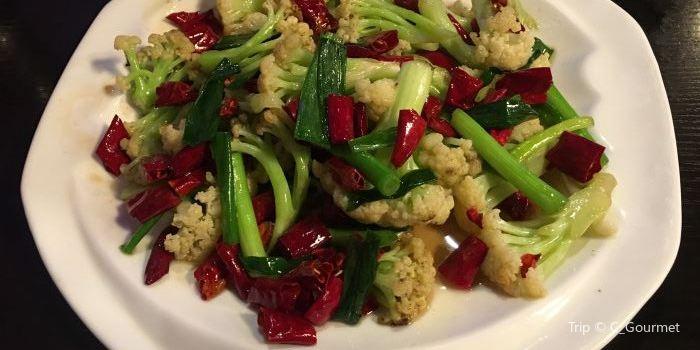 Qi Hao Guan · Tianjin Taste3