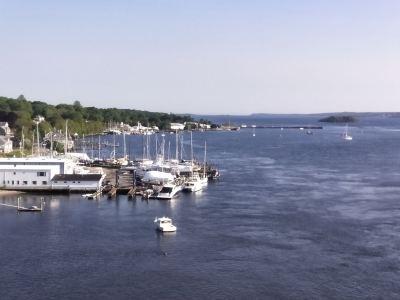 Newport Harbor Yacht Club