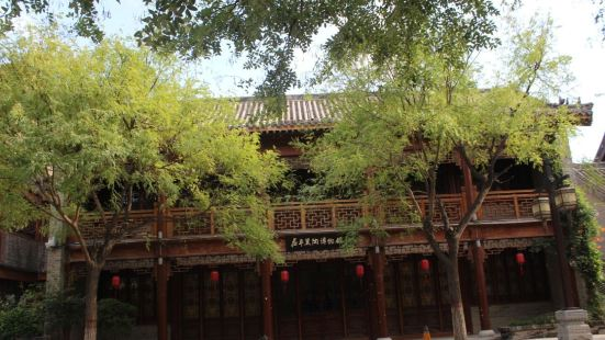 茌平黑陶博物館