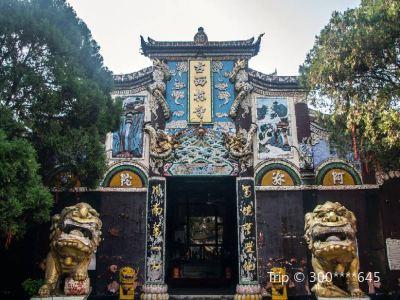 內江西林寺