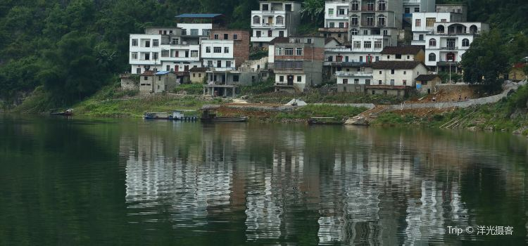 Dalong Lake Scenic Area3