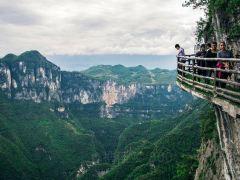 万州大瀑布群+重庆两日游