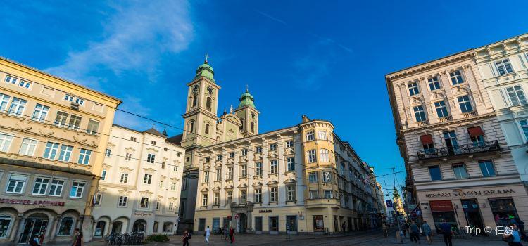 Salzburg Old Town1