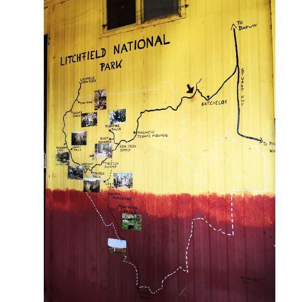 探祕澳洲北領地首府
