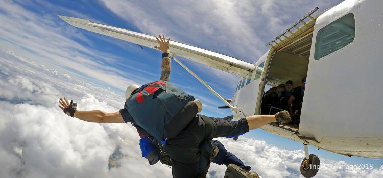 皇后鎮高空跳傘3