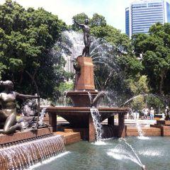 El Alamein Memorial Fountain User Photo