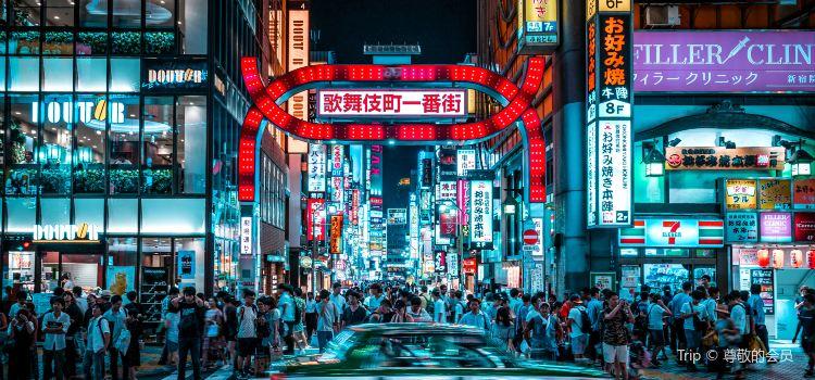 新宿歌舞伎町3