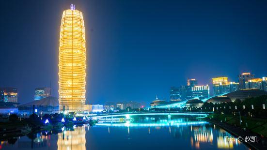대형옥수수 58층 도시전망대
