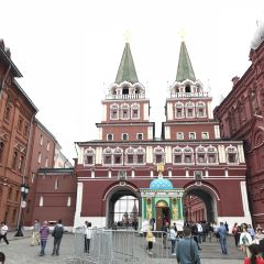 Resurrection (Voskresenskyie) Gates with Iverskaya Chapel User Photo
