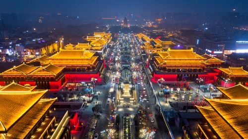 Grand Tang Dynasty Ever-bright City