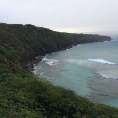 하나우마베이 여행 사진