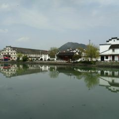 선아오 오래된 마을 여행 사진