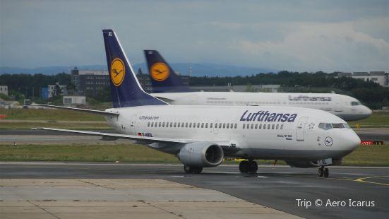 Frankfurt International Airport (FRA)