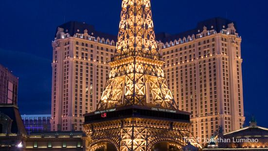 The Eiffel Tower (Las Vegas)