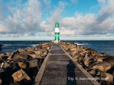 Warnemunde Beach