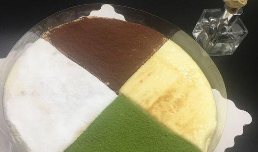 初心千層蛋糕