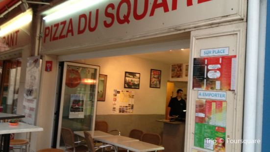 Pizza du Square
