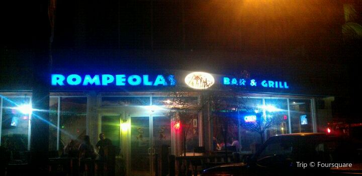 Rompeolas Bar and Grill