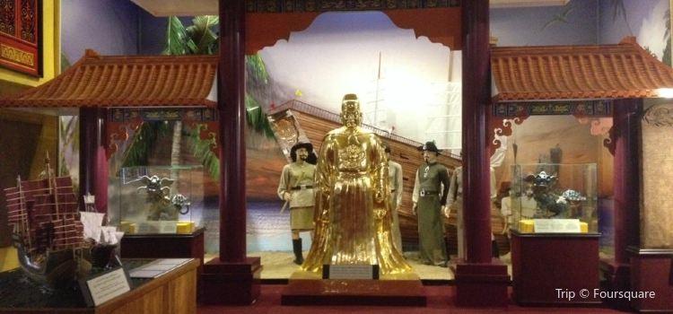 加勒國家博物館1