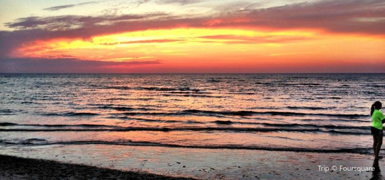 Mayflower Beach
