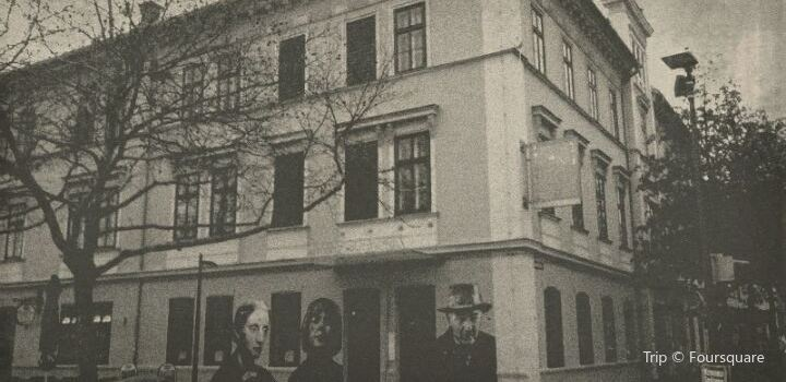 Robert Musil Literatur Museum2