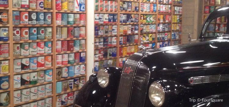 Pontiac-Oakland Automobile Museum1