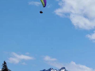 阿爾卑斯滑翔傘