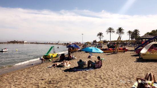 Playa de Nagüeles