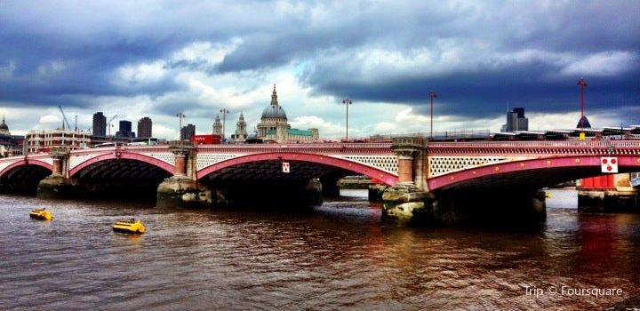 黑修道士橋2
