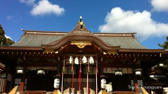 Motosumiyoshi Shrine