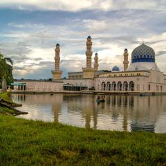 Al Hussain Mosque (Floating Mosque)用戶圖片