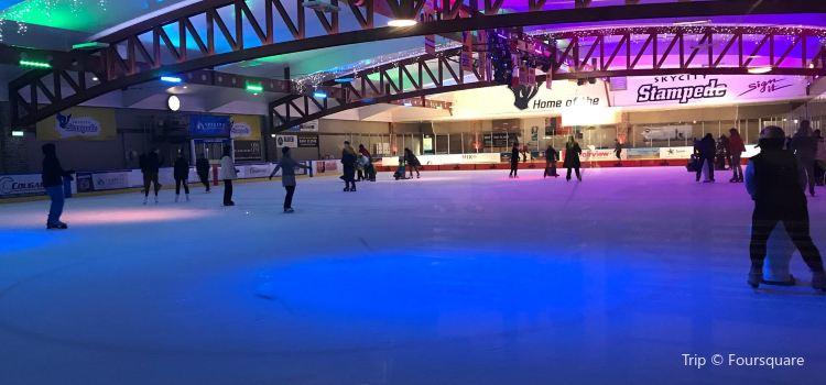 皇后冰上競技場2