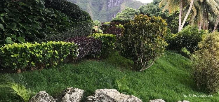 Moli'i Gardens