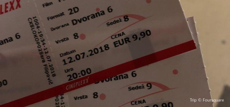 Cineplexx Koper3