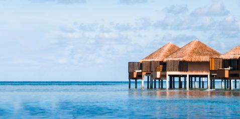夢幻假期!度假必選最美海島