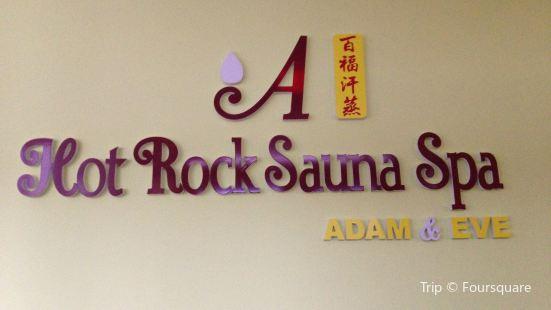 A Hot Rock Sauna Spa