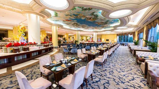 碧桂園鳳凰酒店餐廳池州