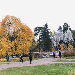 시벨리우스 공원 여행 사진