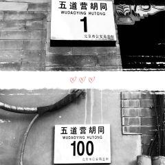 Wudaoying Alley User Photo