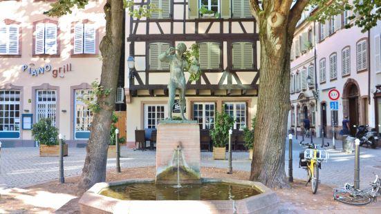 Meiselocker噴泉