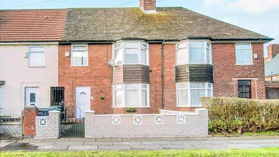 Paul McCartney Childhood Home