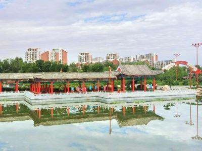 Kangbashen Tourist Area