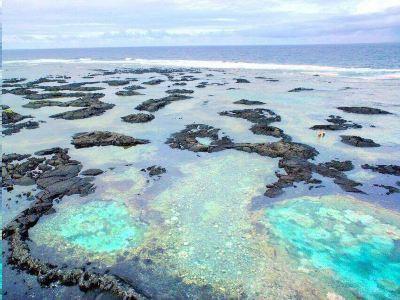 卡波霍潮塘