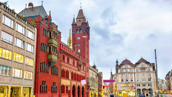 Marktplatz & Town Hall
