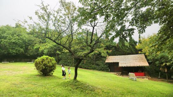 南京明文化村(陽山碑材)