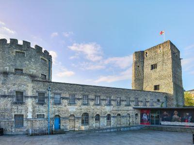 解鎖牛津城堡