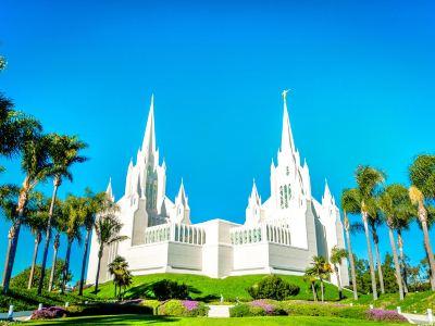 聖地亞哥摩門教堂